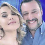 Barbara d'Urso commenta l'intervista (e le domande scomode sui gay) a Matteo Salvini