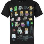 Ragazzi – Minecraft – Minecraft – T-Shirt