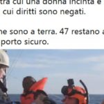 La Sea Watch pronta a infrangere il divieto di Salvini entrando in acque italiane
