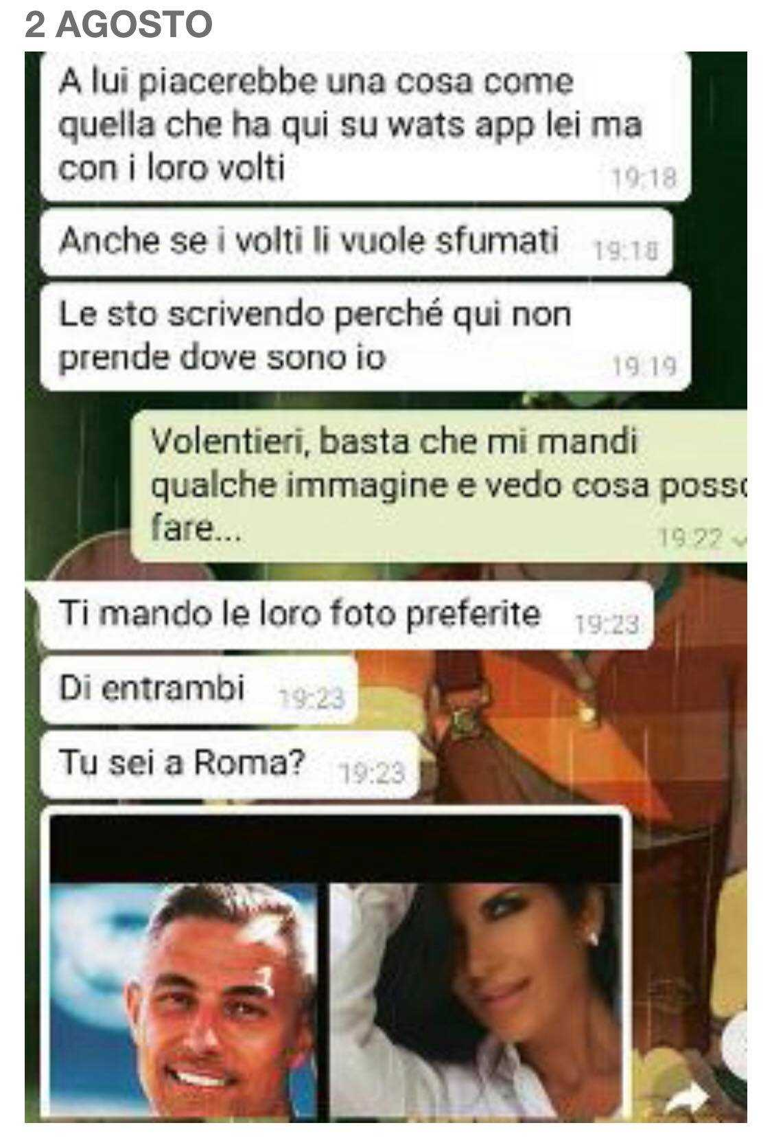Chat WhatsApp Mark Caltagirone 2
