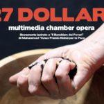Lirica: '27 dollari' in scena a Fano per il Nobel Yunus