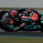 Quartararo in pole davanti a Marquez