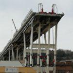 Lavori ponte Morandi, impresa vicina a camorra: 2 arresti