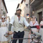 'Fai Brumotti per l'Italia', tappa nel Borgo di Orvinio