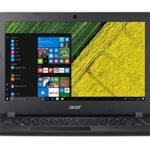 Acer Aspire 1 A114-31-C02W Notebook con Processore Intel Celeron N3350, RAM da 4 GB DDR3, eMMC 32GB, Display 14″ HD LED LCD, Scheda grafica Intel HD 500, Office 365, Windows 10 Home in S mode, Nero