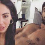 Giulia De Lellis pubblica per sbaglio una foto a letto con Andrea Iannone e la cancella subito – lo scatto incriminato
