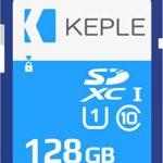 128GB SD Card Class 10 Scheda di Memoria Compatibile con Sony CyberShot DSC-RX10, DSC-HX60V, DSC-H300, DSC-HX90V, DSC-HX200V, DSC-HX20V, DSC-HX30V, DSC-HX10V, DSC-RX1R Camera UHS-1 U1 SDHC 128 GB