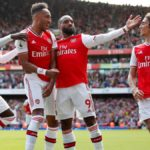 Premier League, l'Arsenal concede il bis: Lacazette-Aubameyang, Burnley ko 2-1