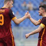 "Roma, Dzeko: ""Florenzi voleva darmi la fascia, ma il capitano sarà lui"""
