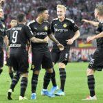 Germania, rimonta finale a Colonia: Dortmund a punteggio pieno
