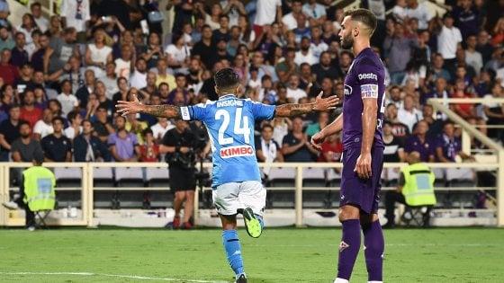 """Fiorentina, Montella: """"Mertens ha simulato, perché il Var non ha visto?"""""""