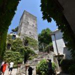 Ravello: Torre Villa Rufolo si rifà il look
