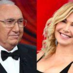 Pippo Baudo svela un aneddoto passato di Barbara d'Urso, che risponde