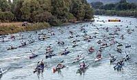 Canoa-kayak: torna l'Adigemarathon, oltre mille gli iscritti