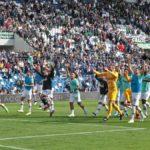 Sassuolo-Inter 3-4: doppiette di Lukaku e Lautaro, poi brivido finale per i nerazzurri