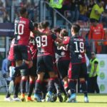 Cagliari-Spal 2-0, capolavoro di Nainggolan, sardi in zona Europa