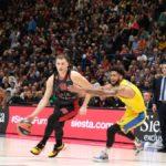 Basket, Eurolega: Milano batte Maccabi nella notte di Meneghin