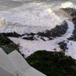 Maltempo, mare in tempesta spazza via pontile Ginostra
