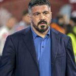 """Napoli, Gattuso: """"Juve macchina perfetta, serve grande gara. Sarri e Higuain non hanno tradito"""""""