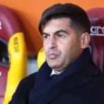 """Roma, Fonseca: """"Il derby? Non cambieremo mentalità o schemi"""""""