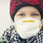 Bambini più a rischio congiuntivite da inquinamento