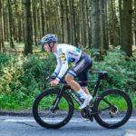 Ciclismo, Vuelta a San Juan: Evenepoel domina la crono, Ganna secondo