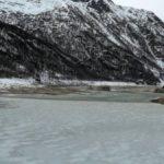 Termometri in picchiata fino a -27: l'inverno lampo ha gelato le Alpi piemontesi