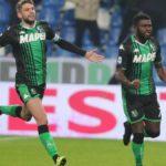 Sassuolo-Torino 2-1, Boga e Berardi ribaltano i granata