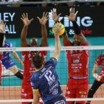 Volley, Civitanova vince il derby di Champions con Trento. Superlega, Perugia va