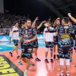 Volley, Champions: Perugia spazza via il Tours e vola ai quarti
