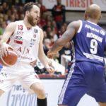 Basket, serie A: Brindisi sbanca Brescia, Milano passa a Trieste