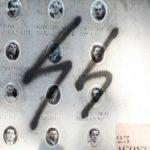 Ravenna, simbolo delle SS su monumento partigiani. E' il secondo caso in pochi giorni