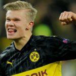Un 'Haalieno' a Dortmund: tutti pazzi per baby Haaland
