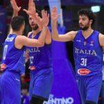 Basket, qualificazioni Euro 2021: l'Italia piega la Russia all'esordio