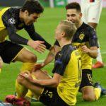 Champions, Dortmund-Psg 2-1: uragano Haaland, ai parigini non basta Neymar