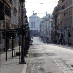 Coronavirus, a Roma dato più basso della settimana