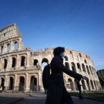 Coronavirus, a Roma 2 casi in 24 ore: mai così pochi
