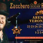 Zucchero  Zucchero tornerà ad esibirsi in Italia nel mesi di settembre e ottobre…
