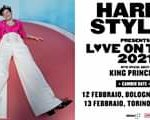 Harry Styles  Le tappe italiane del tour di Harry Styles, originariamente previs…