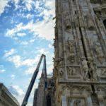 Duomo di Milano   Da ieri, 29 maggio, il Complesso Monumentale del Duomo di Mila…
