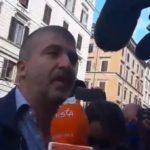 """Casapound, Di Stefano: """"Sgombero è attacco politico"""""""