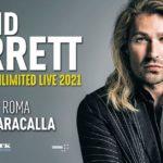 David Garrett & Band  La data del violinista e rockstar David Garrett, prevista …