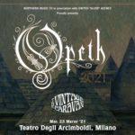 """Opeth  Lo scorso settembre hanno pubblicato """"In Cauda Venenum"""", il nuovo album, …"""