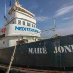 """Migranti: finita quarantena team Mare Jonio, """"Presto in mare"""""""