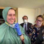 """Silvia Romano: """"Ecco come sono diventata Aisha. Il velo è per me simbolo di libertà"""""""