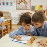 Scuola, la bassa autostima degli alunni dell'infanzia