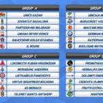 Basket, Eurocup: sorteggio amaro per Venezia e urna dolce per Bologna, Brescia e Trento