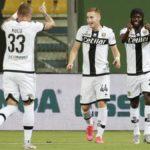 Parma, squadra negativa al Covid: salva la gara contro il Bologna