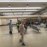 Covid, a Fiumicino test su passeggeri in arrivo da Bangladesh
