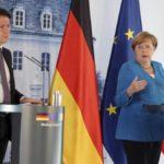 Strage Thyssen, Conte consegna a Merkel la lettera dei familiari delle sette vittime